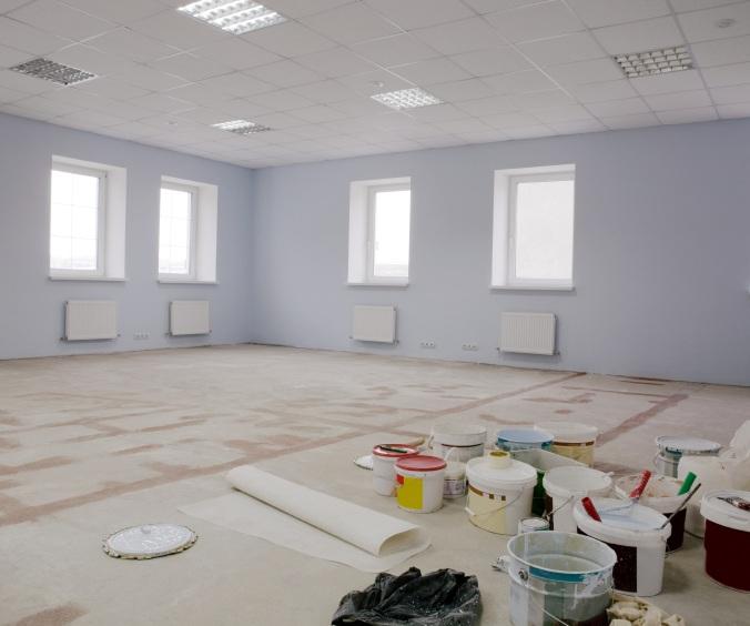 Ремонт офисов Хабаровск